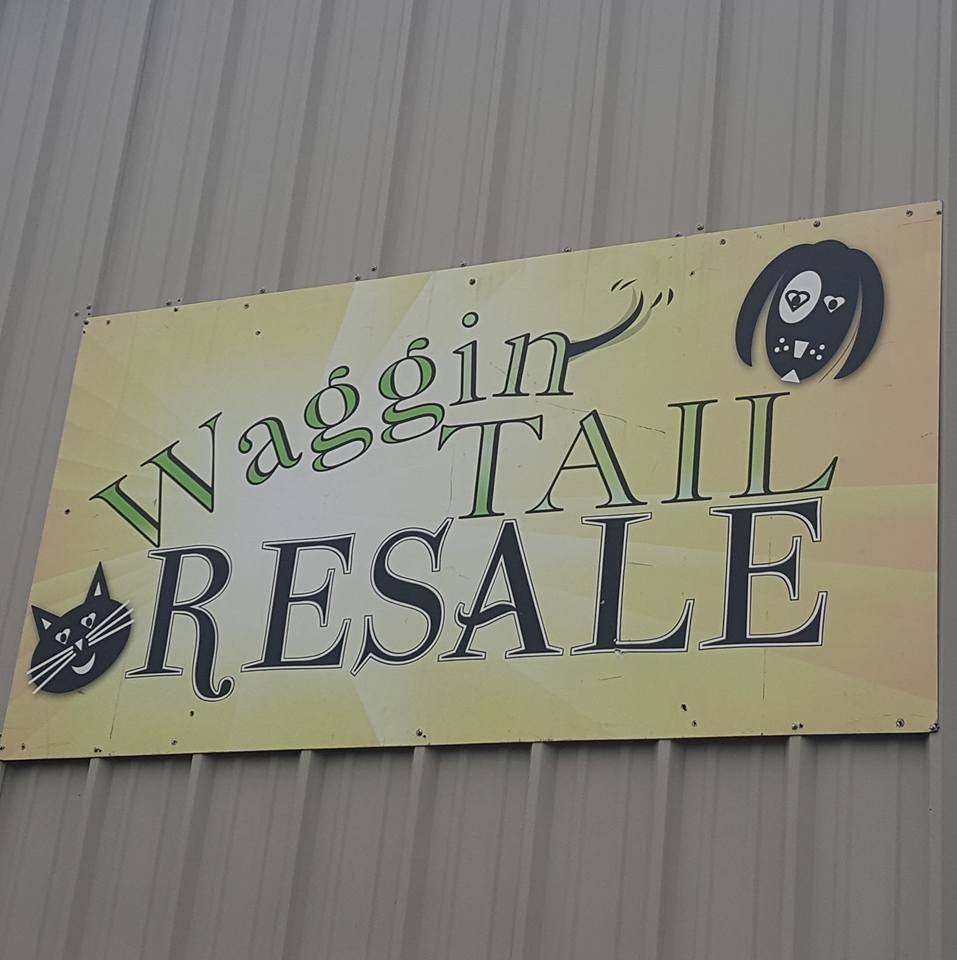 waggin tail resale & marketplace lenoir nc